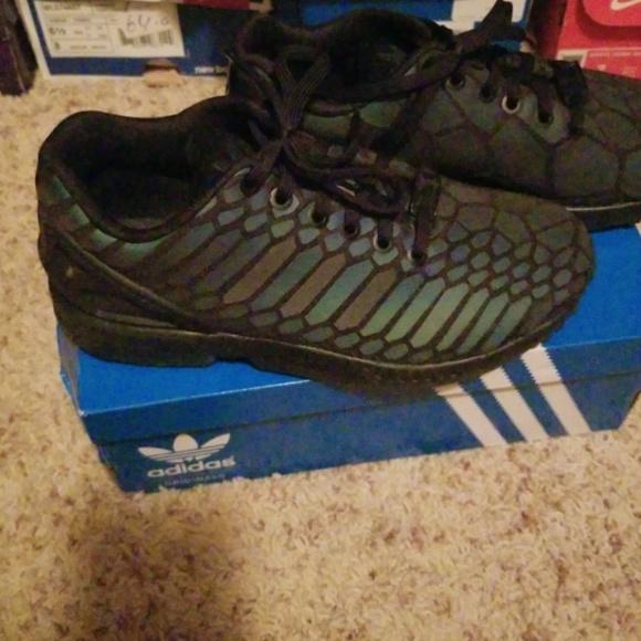 adidas Shoes | Adidas Zu Flux Black